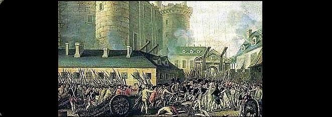 La primera toma de la Bastilla